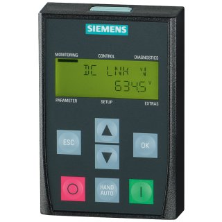 SINAMICS G120 BASIC OPERATOR PANEL BOP-2