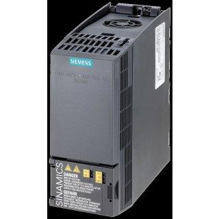 SINAMICS G120C DP 0,55KW FILA