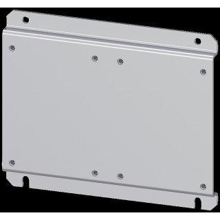 Grundplatte Wendekombination S12